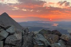 Cuillin Ridge bivi. Photo: Joe Fisher