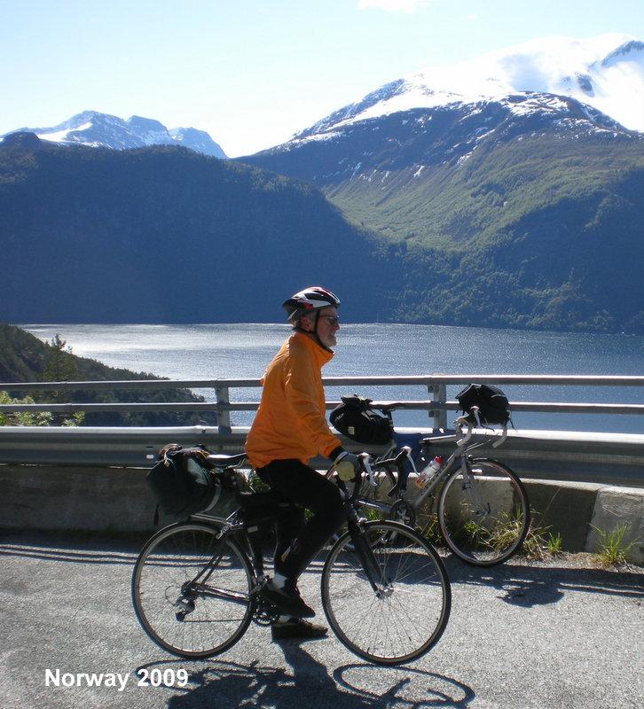 JR Norway cycling 2009